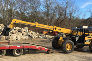 TH360BTelehandler